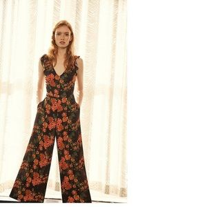 Plenty By Tracy Reese NWT Laurette Jumpsuit✨